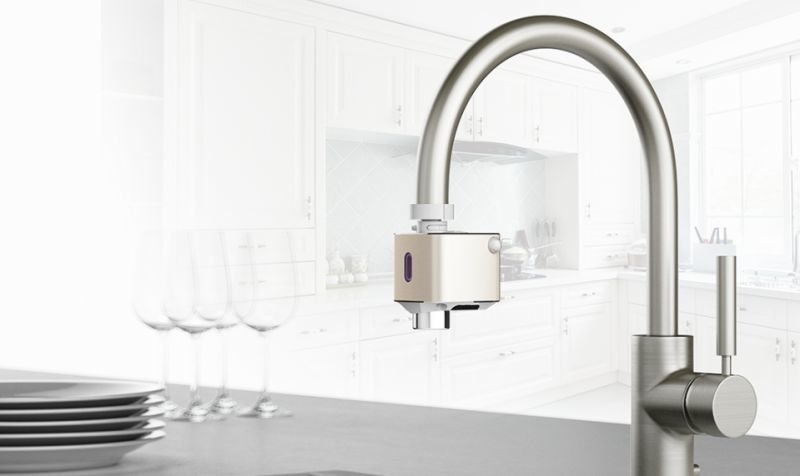 Touchless Faucet Adapter Devices