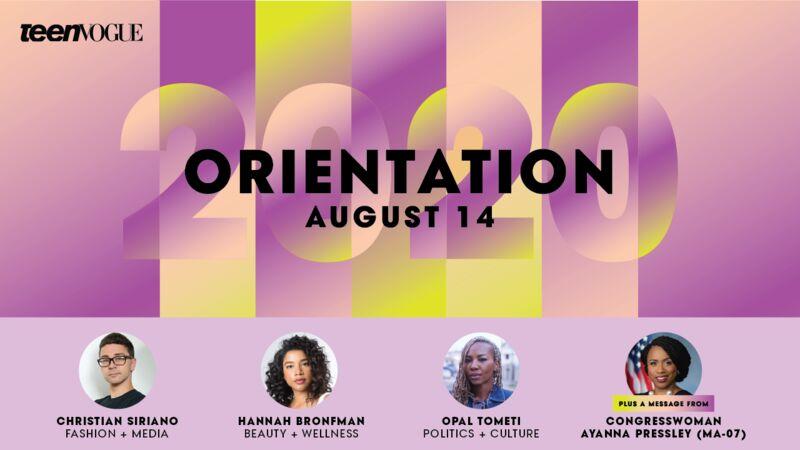 Virtual School Orientations