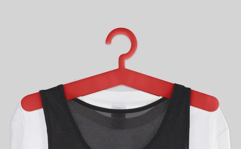 Double Garment-Holding Hangers