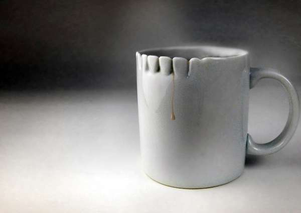 Toothy Teacups