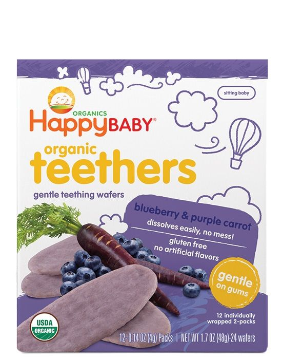 Organic Teething Snacks