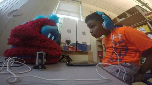 Empathetic Educational Robots