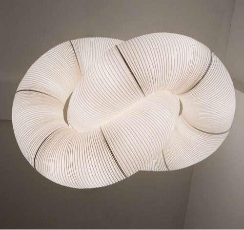 Slinky Worm-Like Lighting
