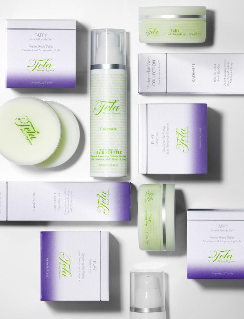 Versatile Probiotic Haircare