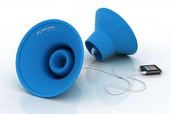 Earbud Amplifiers