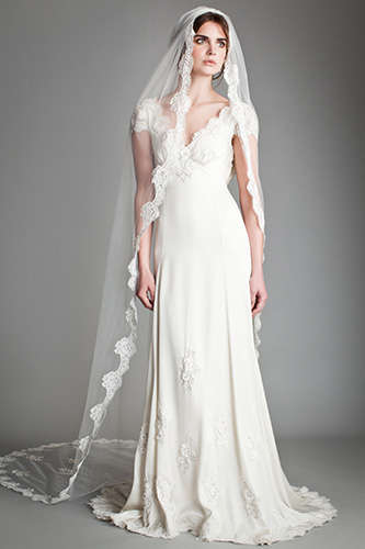 Magical Modest Wedding Gowns