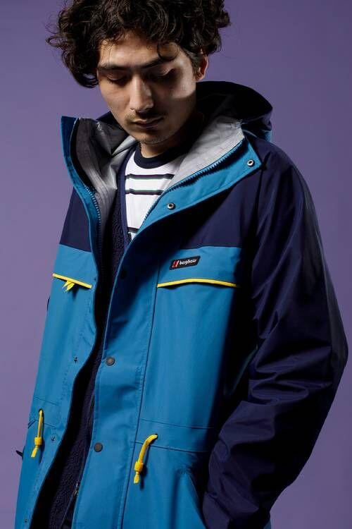 Winter-Ready Vibrant Jackets
