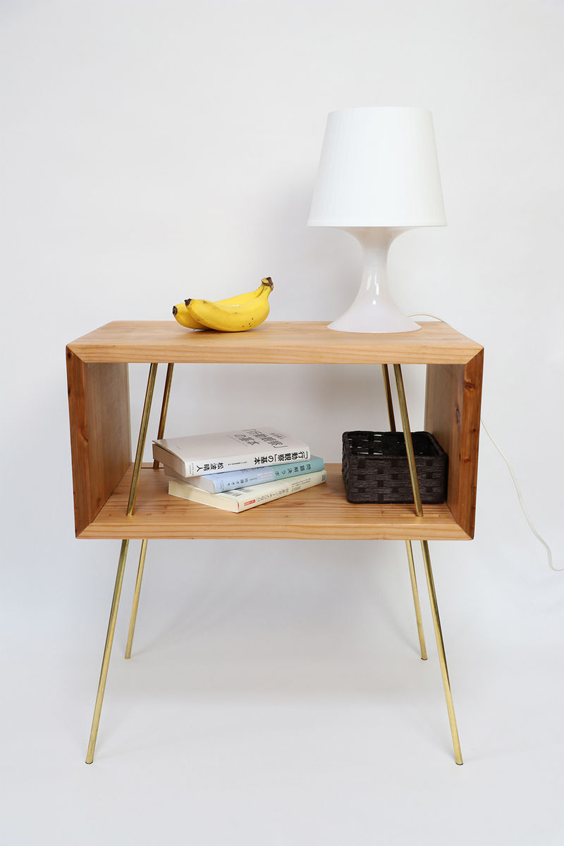 Midcentury Inspired Side Tables