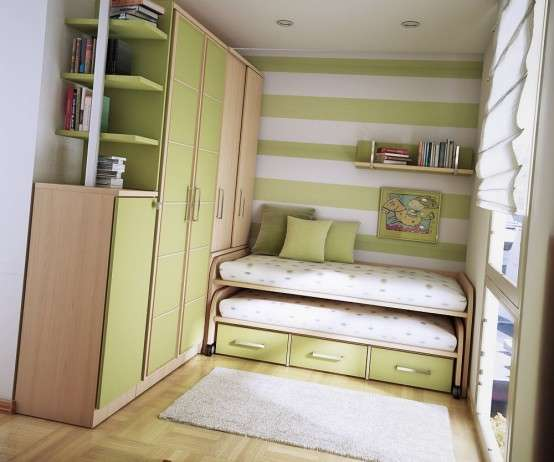Contemporary Kids' Rooms