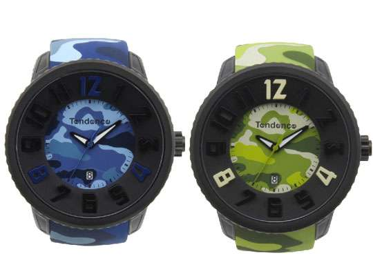Military-Inspired Timepieces