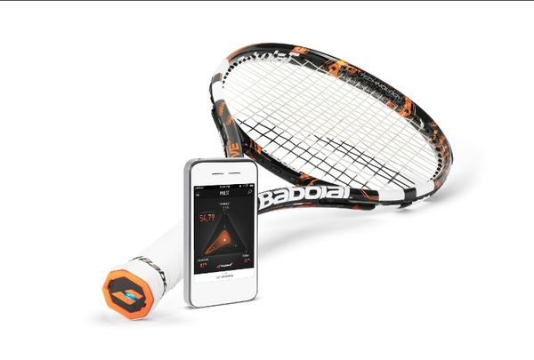 High Tech Tennis Rackets