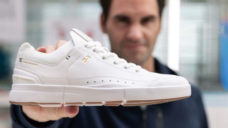 Vegan Tennis-Inspired Sneakers