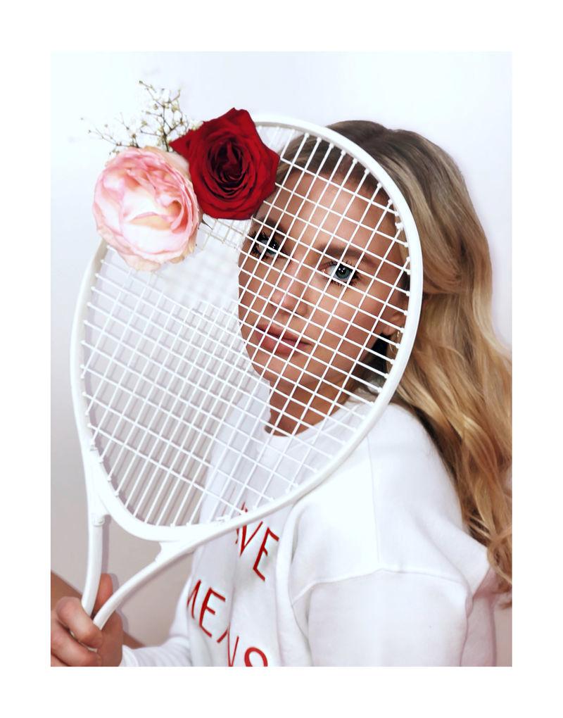 Tennis-Inspired Streetwear