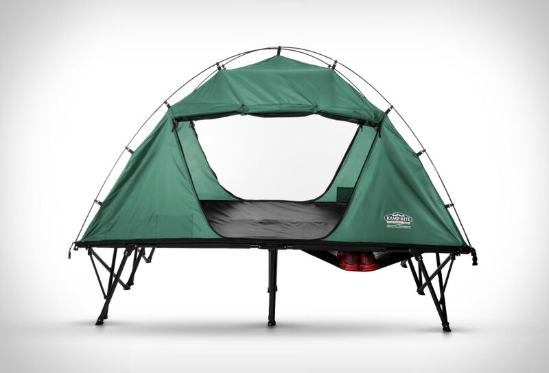 Efficient Elevated Camping Tents
