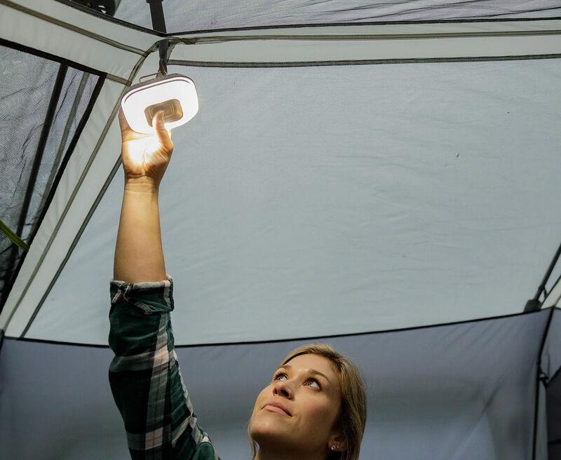 Outdoor Tent-Illuminating Lights