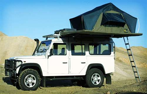 Mobile Car Tents