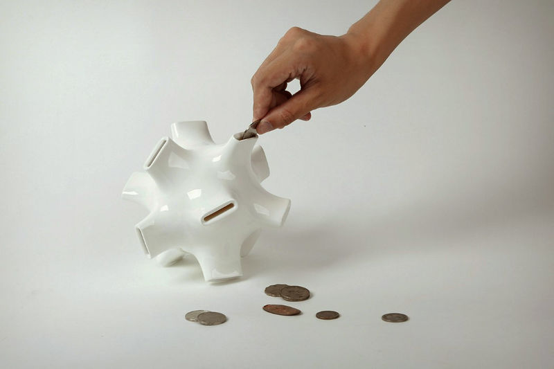 Urchin-Inspired Currency Containers
