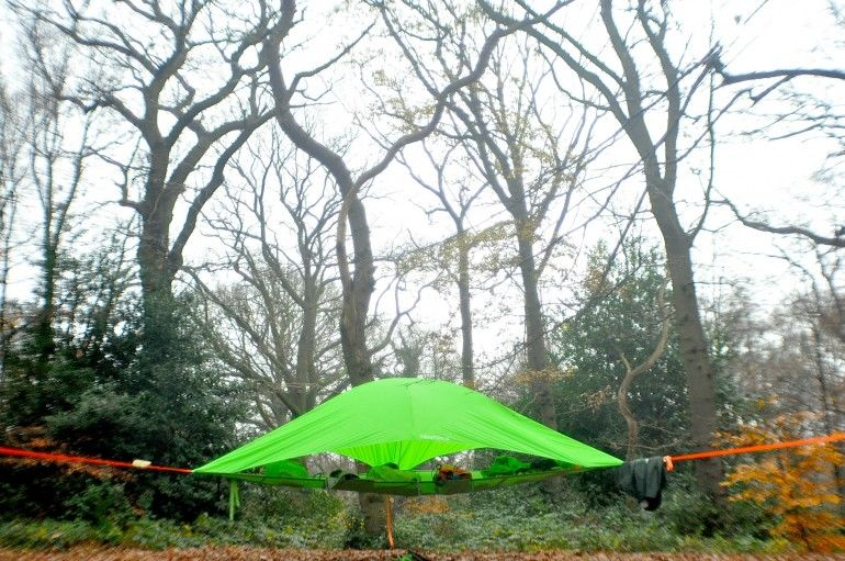 Multi-Level Tents