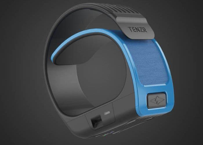 Wrist-Worn VR Controllers