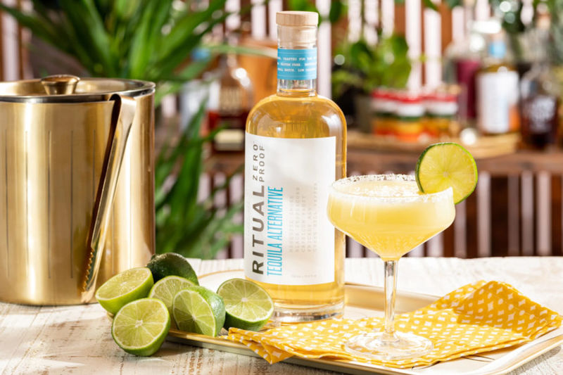 Botanical Tequila Alternatives