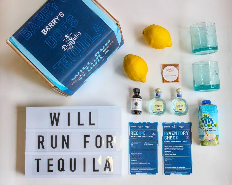 Celebratory Tequila Cocktail Kits