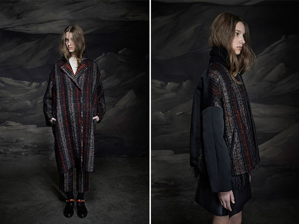 Elegantly Dark Lookbooks