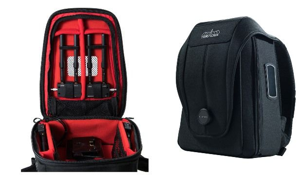 Wireless Access Point Backpacks
