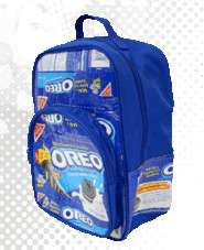 Cookie Wrapper Backpacks