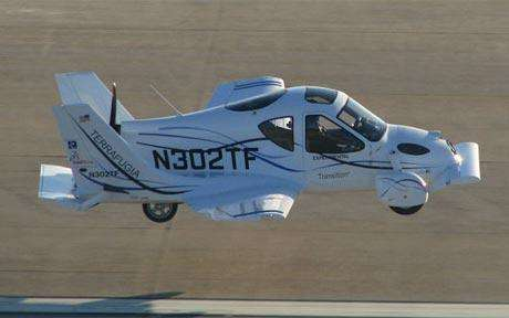 Sporty Flying Cars