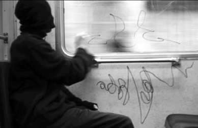 Epic Graffiti Meltdowns