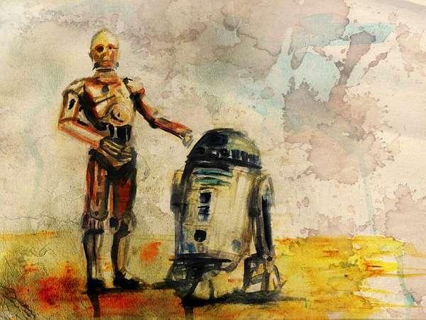 Science Fiction Fine Art