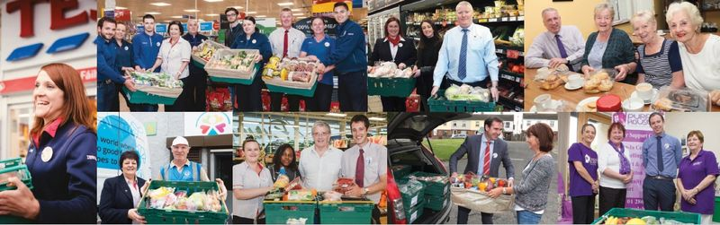 Food Bank Fridge Initiatives
