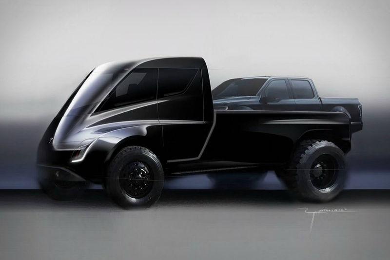 Efficient Pickup Truck Concepts