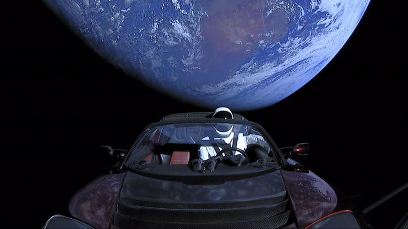 Space-Launched Automotive Rewards