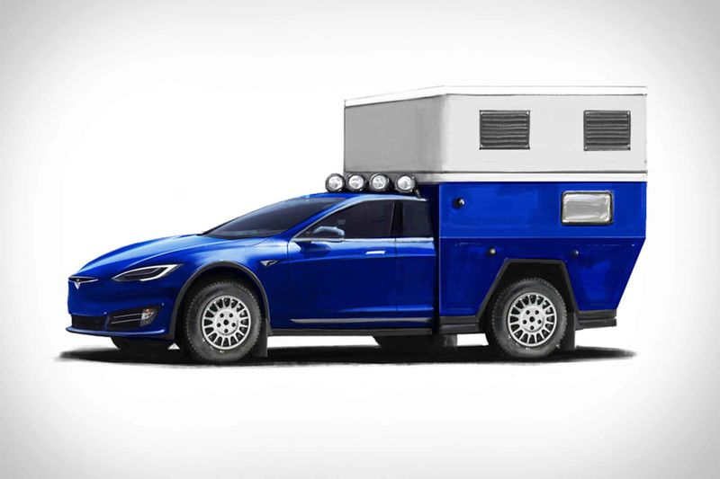 Well-Appointed Electric Camping Vehicles