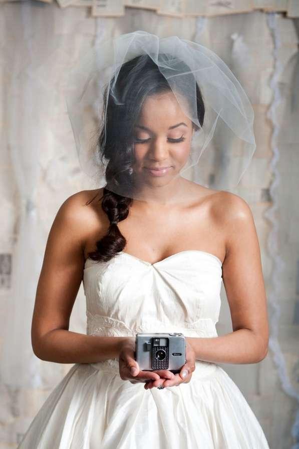 Blushing Bride Veils