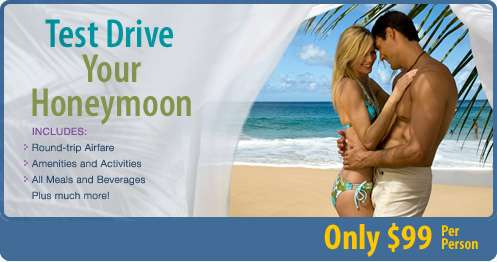 Test Drive Your Honeymoon