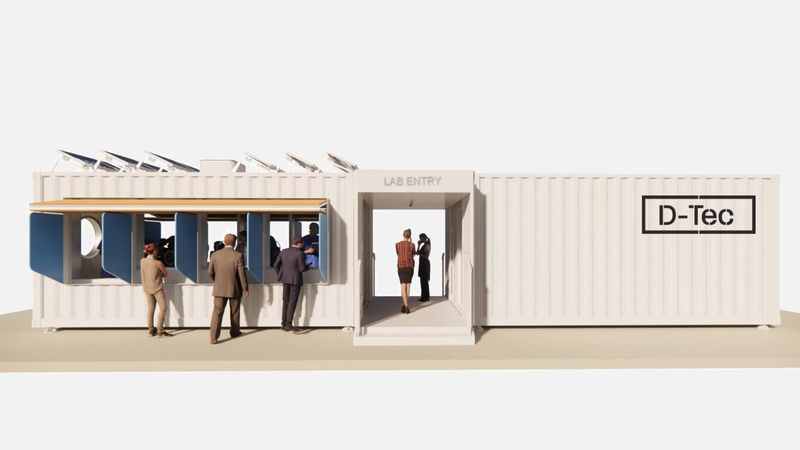 Shipping Container Testing Centers