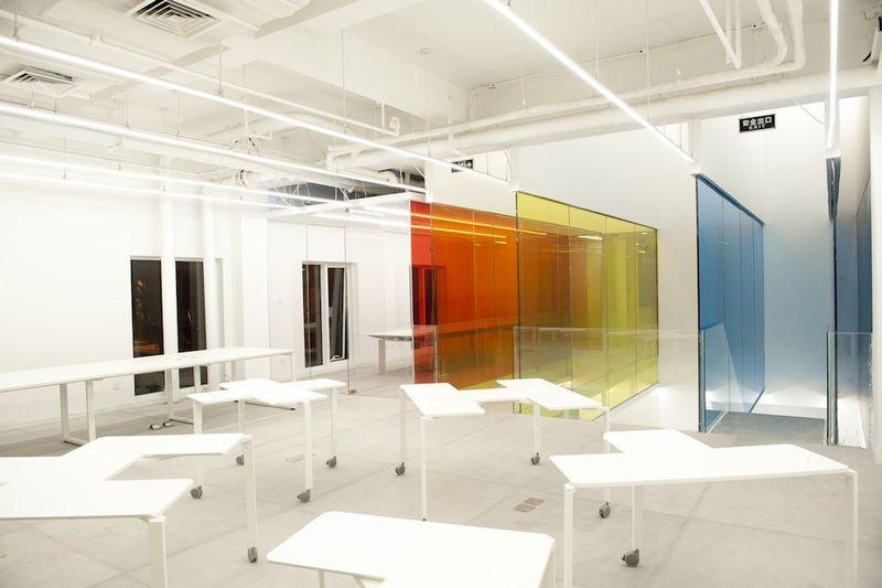 Contemporary Modular Office Desks