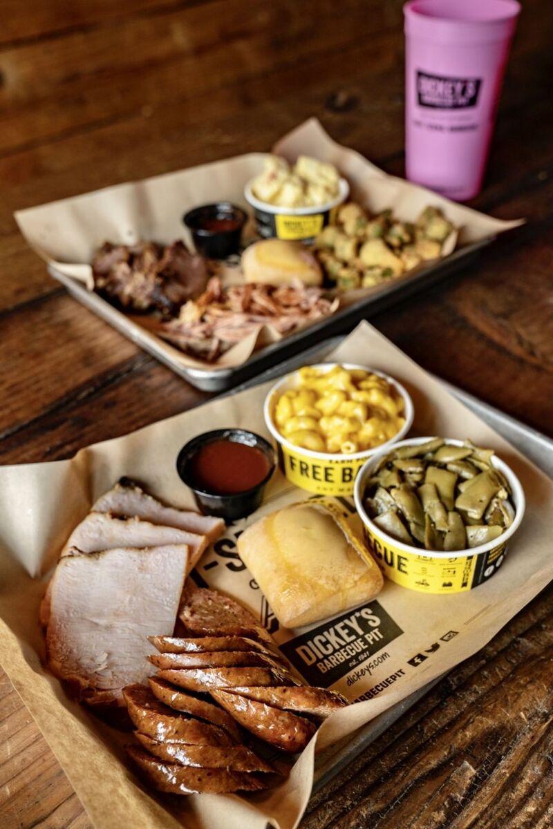 Romantic Texas BBQ Deals