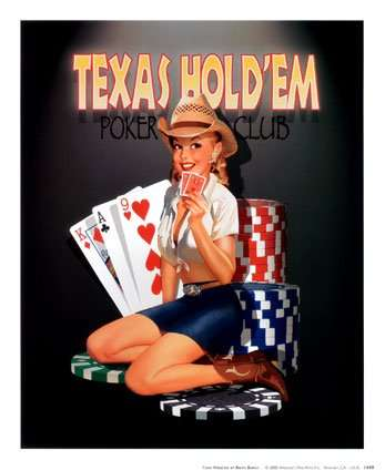 Texas Hold 'Em For Game Boy Advance