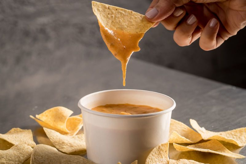 All-Natural Queso Dips