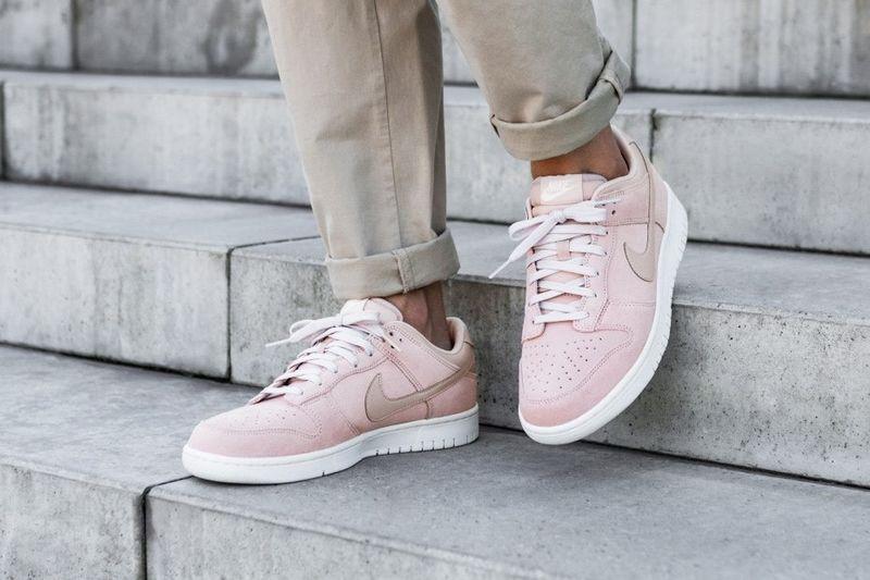 Textural Suede Sneakers