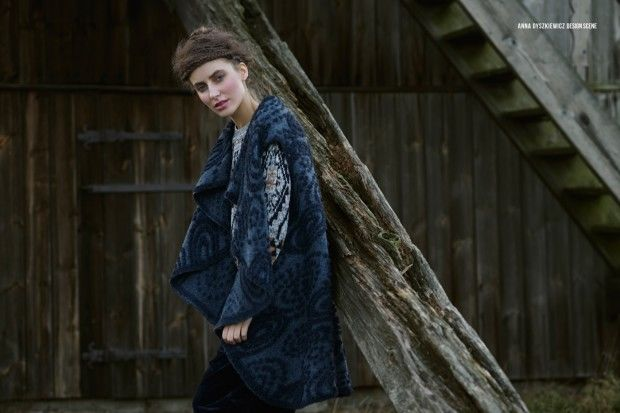 Folk-Inspired Fashion Editorials