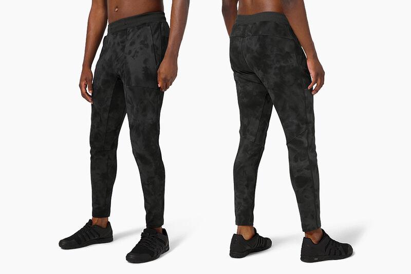 Abrasion-Resistant Workout Pants