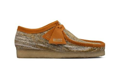 Textural Patterning Moccasin Shoes