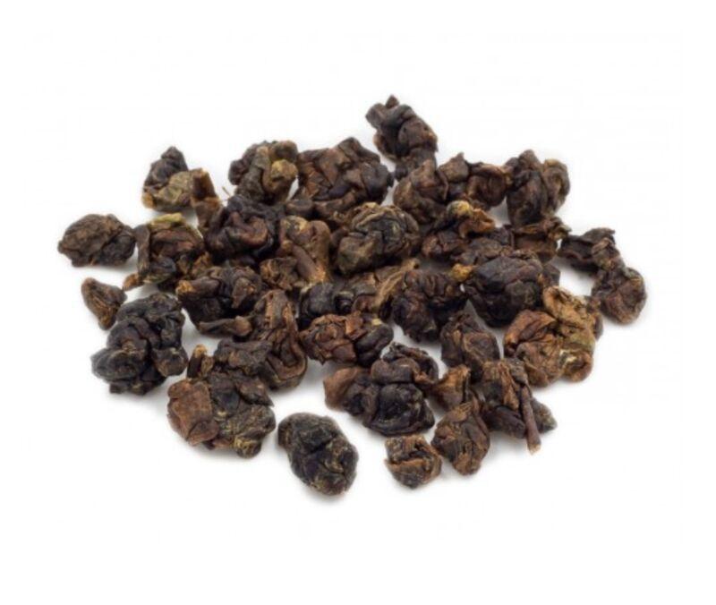 Health-Promoting GABA-Rich Teas