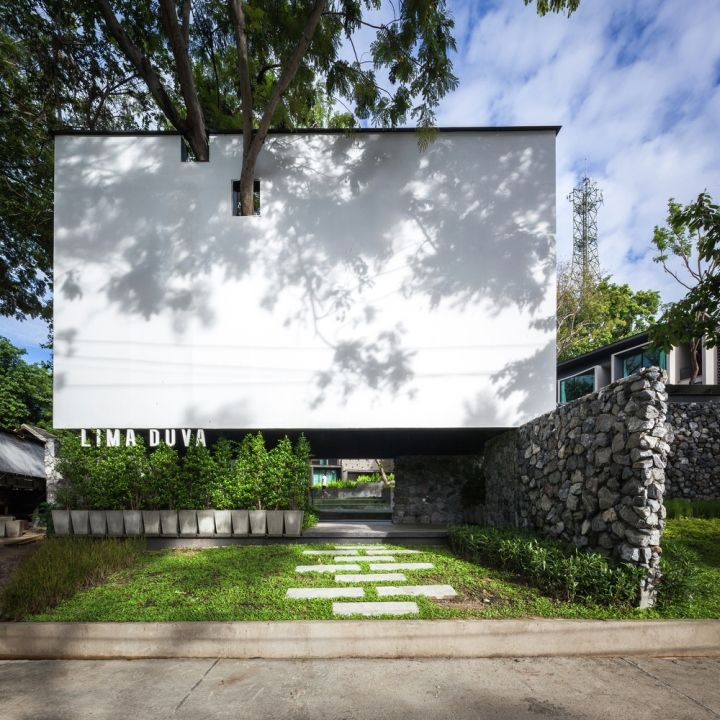 Design-Focused Couples Resorts