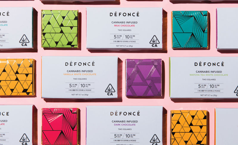 Low-Dose THC Chocolates