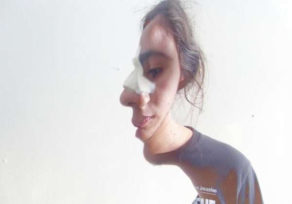 Merged Face Photoshoots